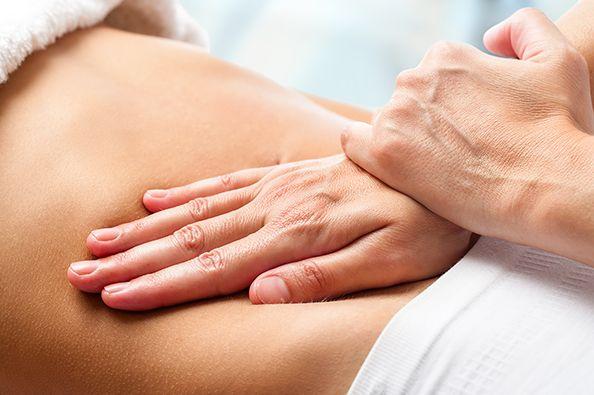 Классический ручной массаж