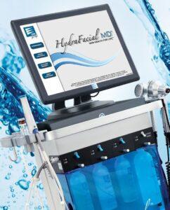чистка лица hydrafacial